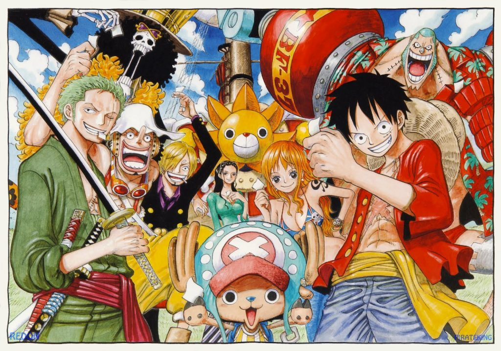 One piece terbaru pdf komik