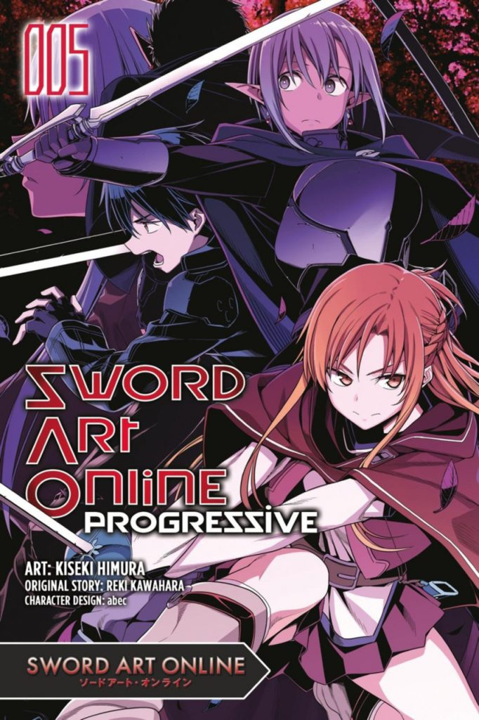 Sword Art Online: Progressive Volume 5