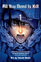 All You Need Is Kill Volume 1