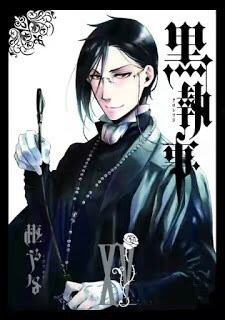 Black Butler Volume 15