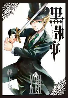 Black Butler Volume 17