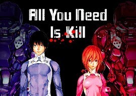Manga All You Need Is Kill