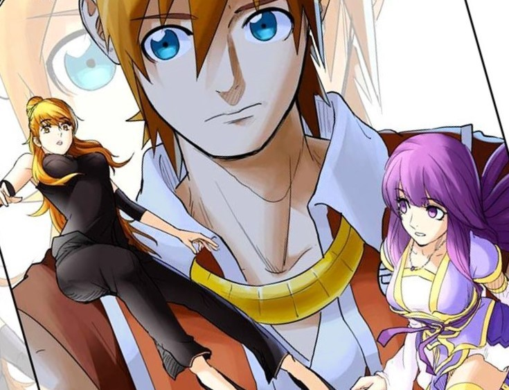 Manhua Tales of Demons and Gods