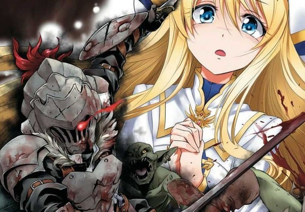 Manga Goblin Slayer