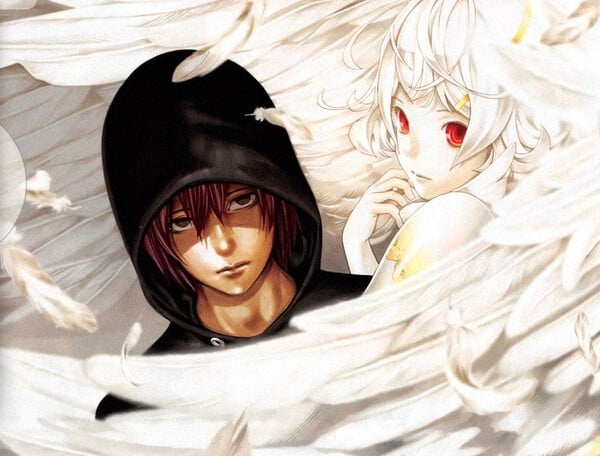 Manga Platinum End