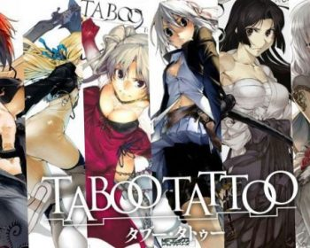 Manga Taboo-Tattoo