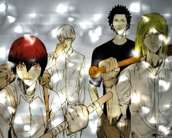 Batch Volume Manga Apocalypse no Toride PDF Indonesia