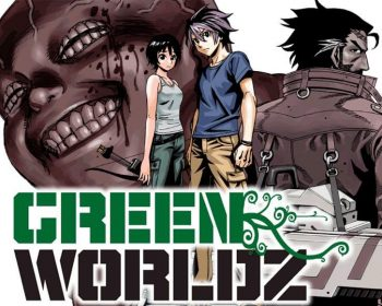Batch Volume Manga Green Worldz PDF Indonesia