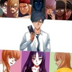 Manhwa The Girl from Random Chatting! - PDF Indonesia