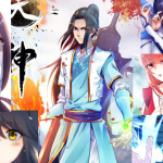 Manhua Against the Gods - PDF Indonesia